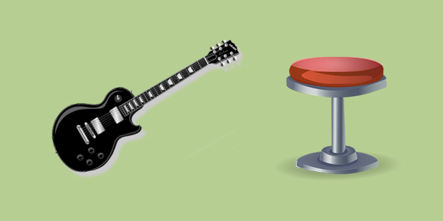 guitar practice chairs and stools
