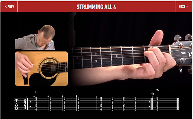 strumming pattern for beginners