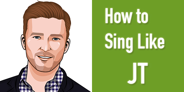 how to sing like justin timberlake