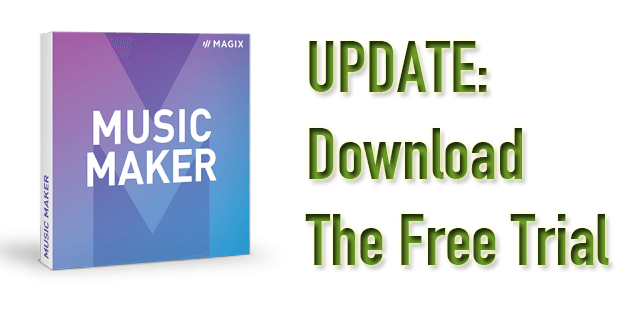 Magix Music Maker Review for 2018