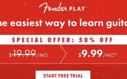 fender play free trial