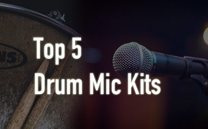 top 5 drum mic kits