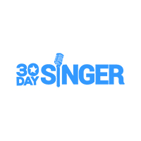The 30 Day Singer Logo